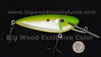 Big Wood Musky Lures Musky Fishing Fishing Lures